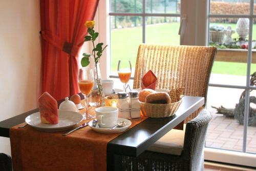 Ресторан / где поесть в Hotel Landhaus Garni