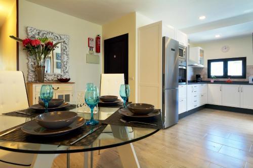 Una cocina o zona de cocina en Apartment BellaVista