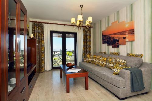 Zona de estar de Apartment BellaVista