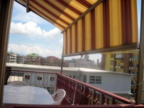 Balcone o terrazza di Casa al mare con terrazza