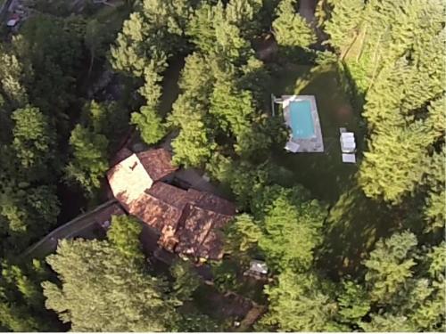 Vista aerea di Ai Torchi Vecchi