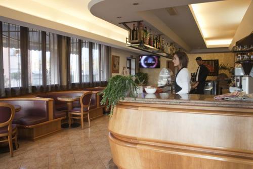 Hall o reception di Albergo Ristorante Belvedere