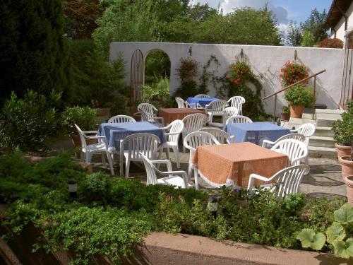 Ресторан / где поесть в Hotel Gesellschaftshaus