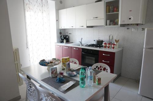 Cucina o angolo cottura di La Casa dei Sogni