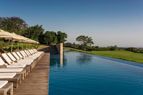 The swimming pool at or near Hotel Fasano Boa Vista