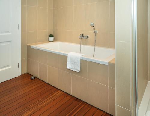 Ein Badezimmer in der Unterkunft My Wonderland