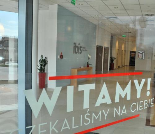 Lobby alebo recepcia v ubytovaní Ibis Kraków Stare Miasto