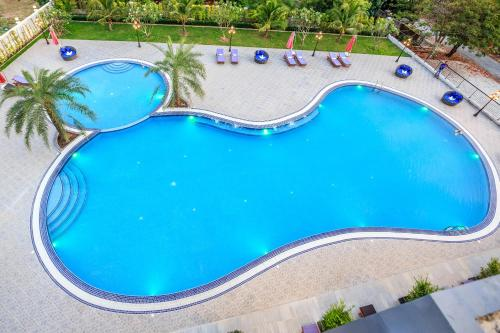 A view of the pool at KEP BAY HOTEL & RESORT or nearby