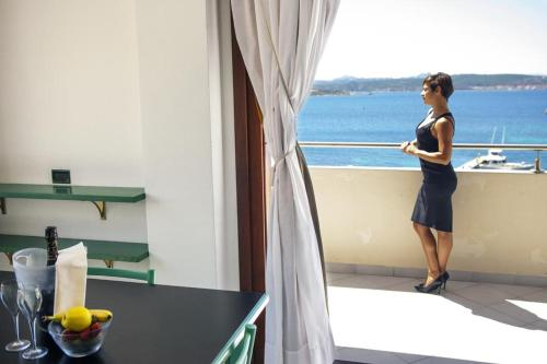 Guests staying at Hotel Miralonga