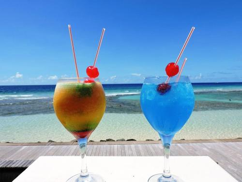 Drinks at The Soco Hotel All-Inclusive