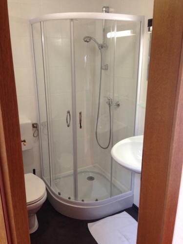 Ein Badezimmer in der Unterkunft Hotel-Gasthof Restaurant Murblick