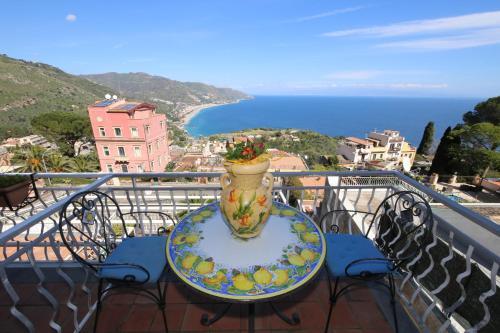 Balcone o terrazza di Taormina Wonderful View