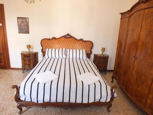 Cama ou camas em um quarto em B&B Exclusive