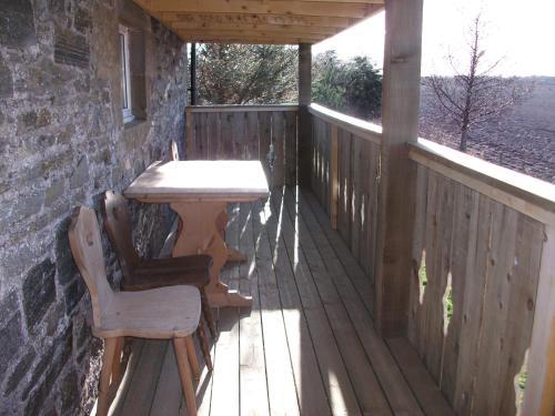 A balcony or terrace at The Granary