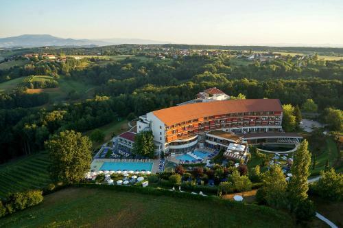 A bird's-eye view of Hotel & Spa Der Steirerhof