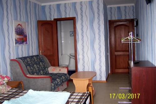 Гостиная зона в Гостевой дом Бухта Радости
