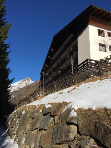 Berghaus Glockner, App. Niedermeyer im Winter