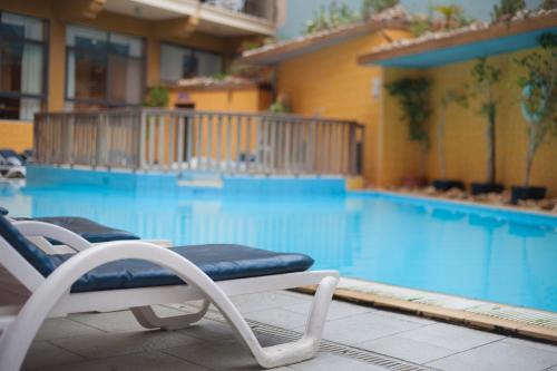 The swimming pool at or near Bella Vista Hotel