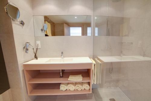 Een badkamer bij Riviera Vista