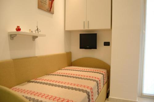 Letto o letti in una camera di Apartment Serena