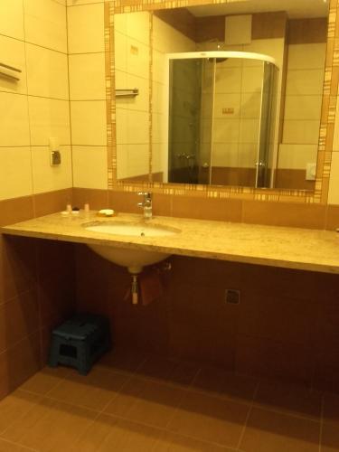 Łazienka w obiekcie Apartamenty Diva