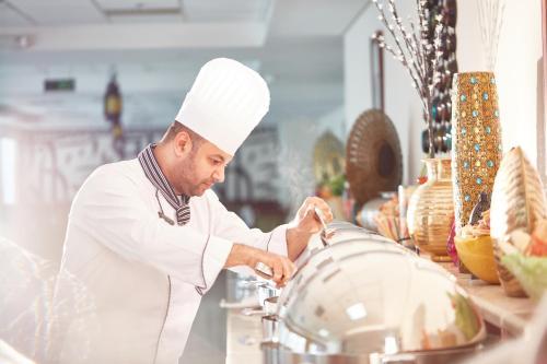 Funcionários de Makarem Ajyad Makkah Hotel
