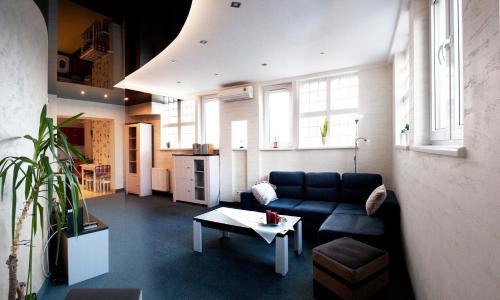 Hol lub recepcja w obiekcie Kapart Home