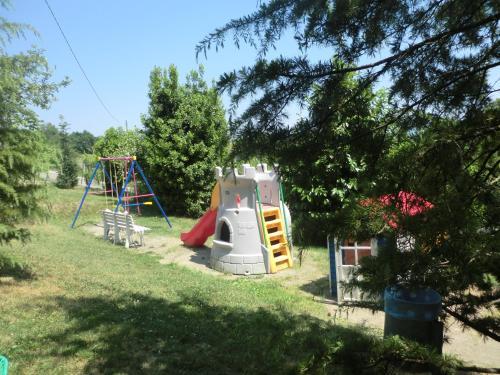 Area giochi per bambini di Albergo Filietto