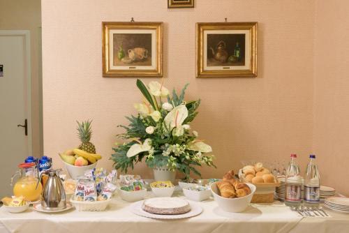 Colazione disponibile per gli ospiti di Hotel Morchio