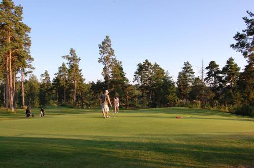 Golffaciliteter vid eller i närheten av lägenheten