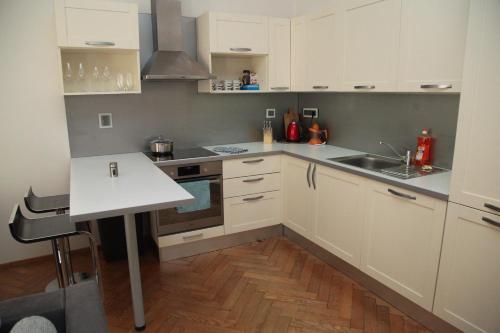 Cucina o angolo cottura di Old Town apartment | PragueStars