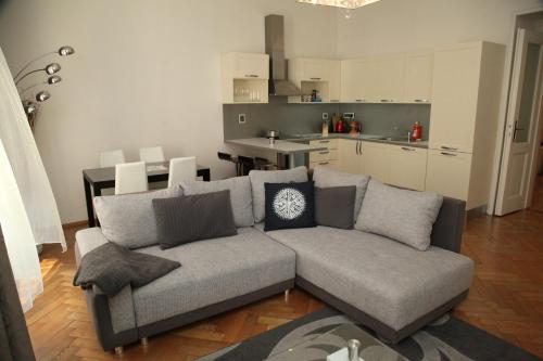 Area soggiorno di Old Town apartment | PragueStars