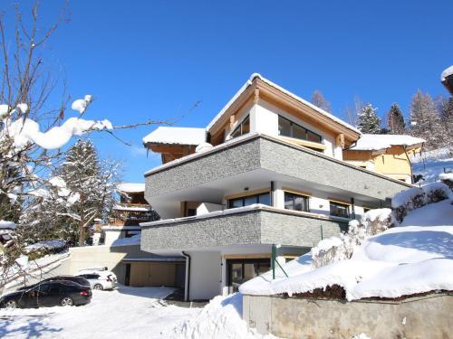 Apartment Penthouse An Der Piste 5 Alpendorf during the winter
