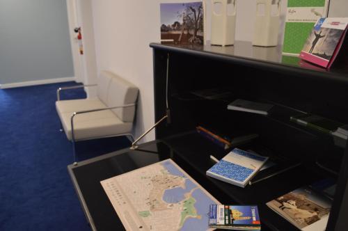 TV o dispositivi per l'intrattenimento presso Trani Rent Rooms