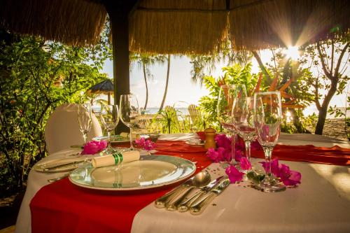 A restaurant or other place to eat at East Winds St. Lucia- All Inclusive