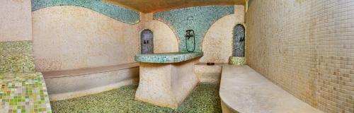 Ванная комната в Вэлна Эко Резорт