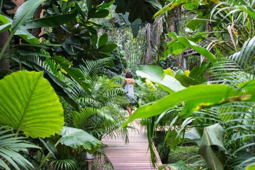Der Swimmingpool an oder in der Nähe von The Box - Lipe Resort