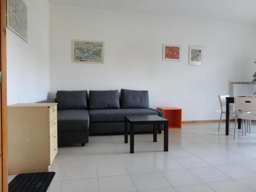 Area soggiorno di Via Dante 10 Apartment