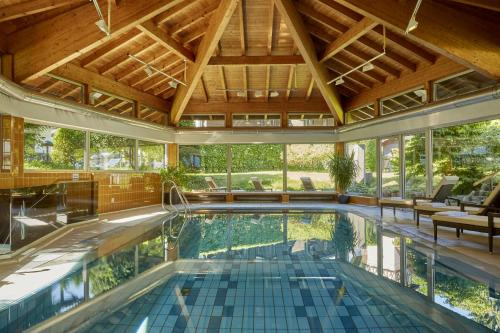 The swimming pool at or close to Hyperion Hotel Garmisch – Partenkirchen
