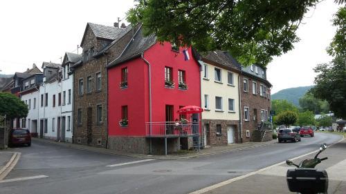 """Vakantiehuis """"het rode huis"""""""