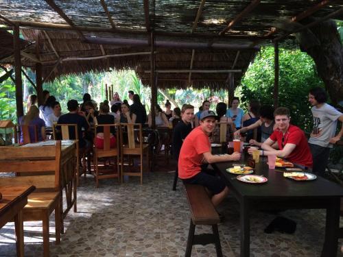 Restaurant o iba pang lugar na makakainan sa Sabalo Lodge