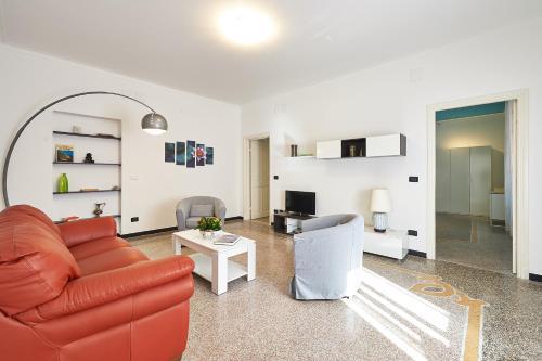 Area soggiorno di Appartamento Senatore 2