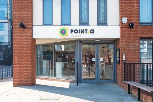 Point A Hotel London Canary Wharf