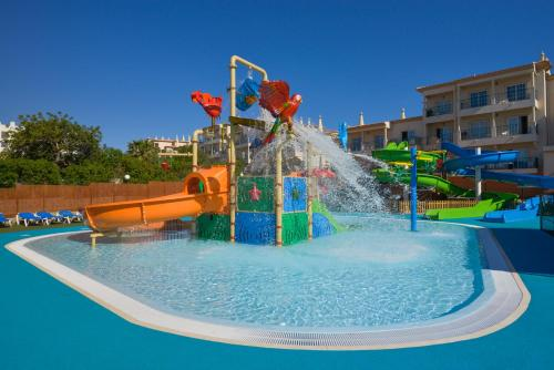 Water park at the condo hotel or nearby