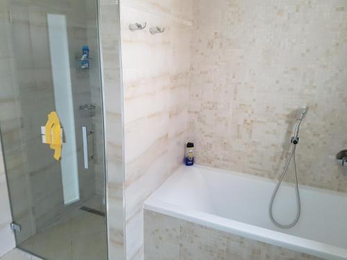 Kúpeľňa v ubytovaní Penzión Lili