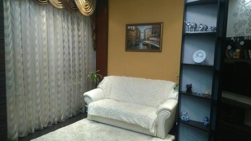 Гостиная зона в Апартаменты на Пушкинской
