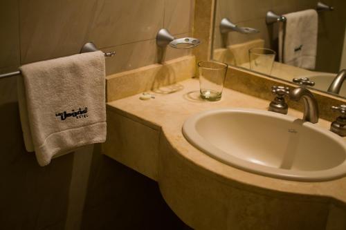 Un baño de Hotel Las Vegas