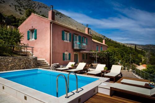 The swimming pool at or close to Iconic Villas - Villa Rosa