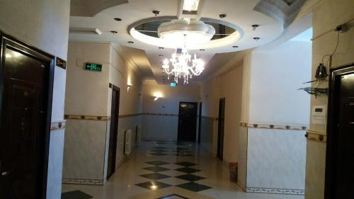 The lobby or reception area at Hotel Privilege