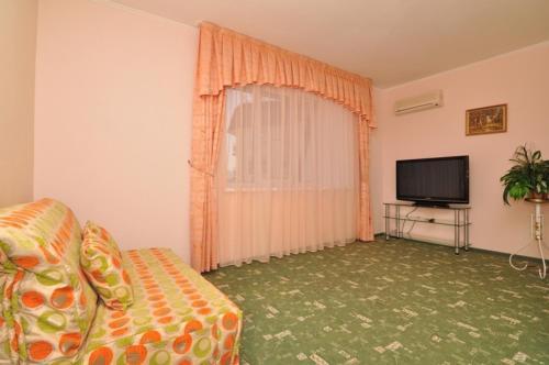 Гостиная зона в Elita Hotel